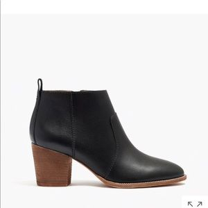 New Madewell boots